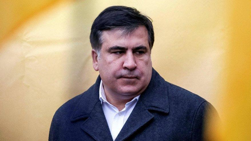 Mihail Saakaşvili gözaltına alındı