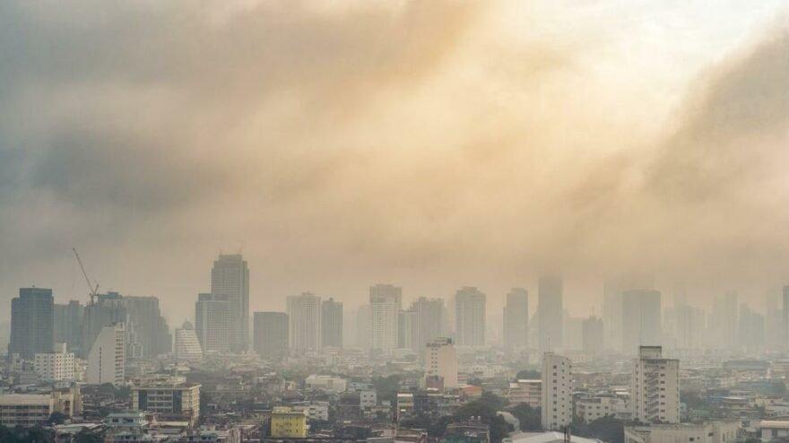 Türkiye'de sadece iki ilde temiz hava solundu