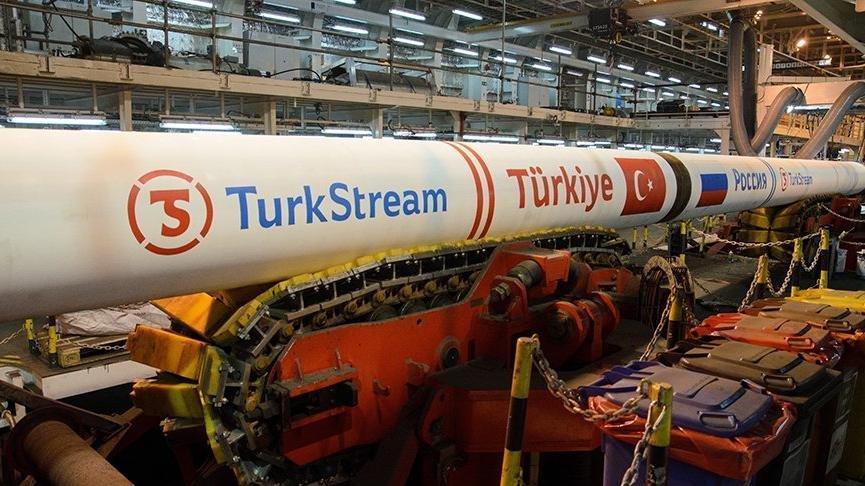 Rusya, TürkAkım üzerinden Macaristan'a doğalgaz göndermeye başladı