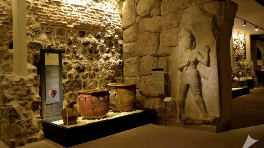 Eserlerin kodları müze kayıt sistemi ile uyuşmadı