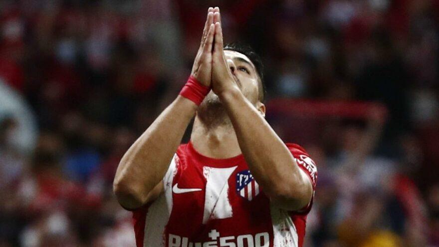 Luis Suarez'den bir yıl sonra gelen intikam! Gol sonrası olay gönderme