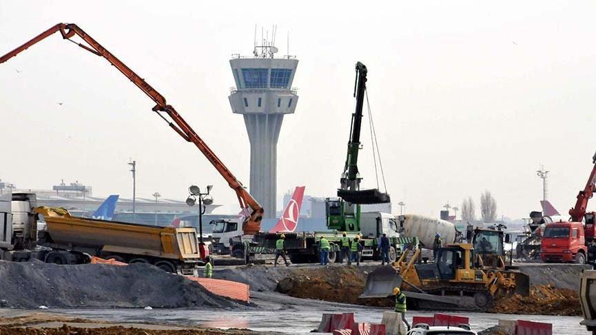 Bakan Karaismailoğlu: Atatürk Havalimanı'nı adeta bir etkinlik merkezine dönüştürdük