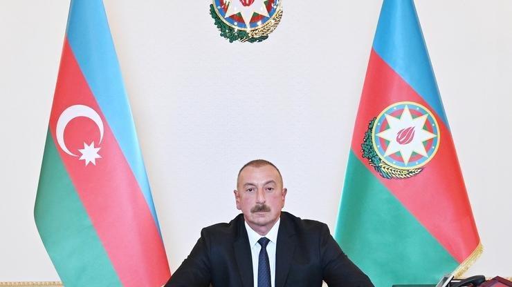Aliyev'den Ermenistan'a ılımlı mesaj