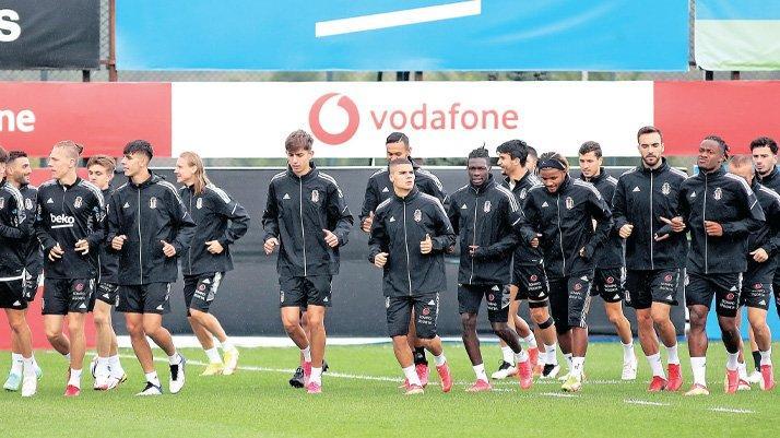Beşiktaş'ta kazanma vakti! İşte Sivasspor maçı 11'i…
