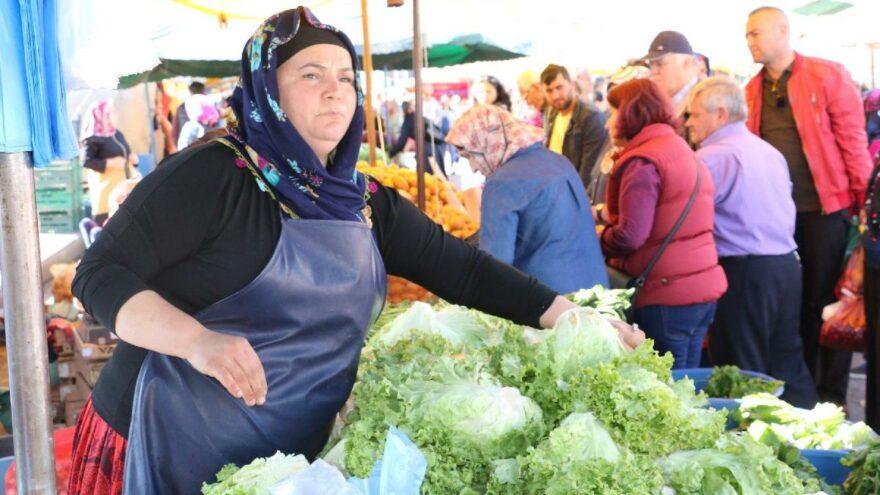 İstanbul'un zam şampiyonu kıvırcık salata oldu