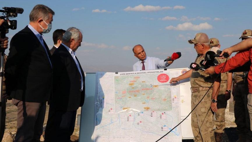 Diyarbakır, Bingöl ve Muş üçgeninde 'Eren' operasyonu başlatıldı