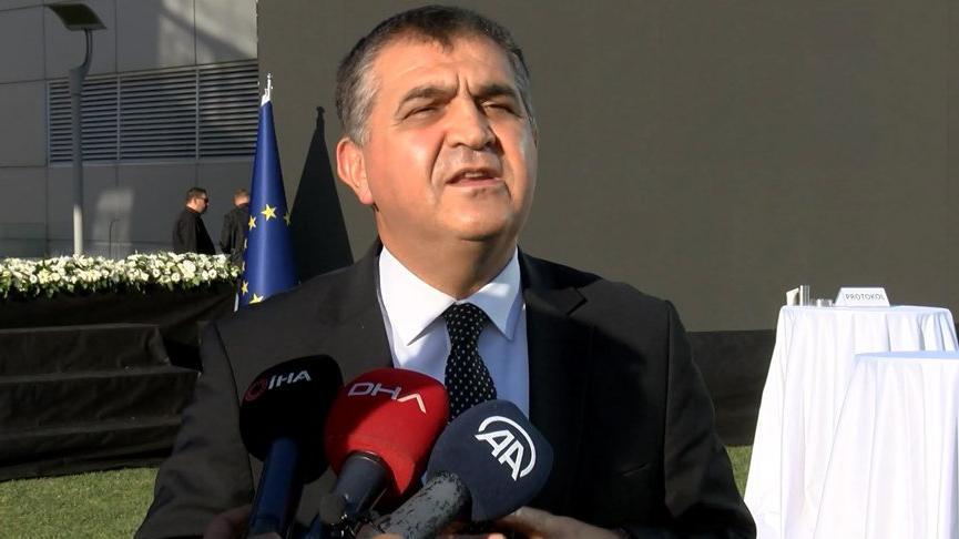 Bakan Yardımcısı Kaymakcı: Türkiye'nin AB'ye üyeliği kolay bir süreç değil
