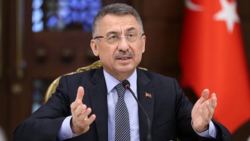 Cumhurbaşkanı Yardımcısı Oktay'dan 'fahiş fiyat' açıklaması