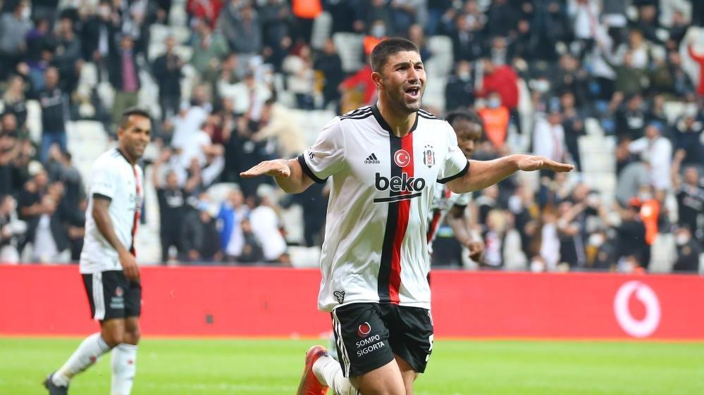 Beşiktaş'ın son 3 golü Güven'den geldi