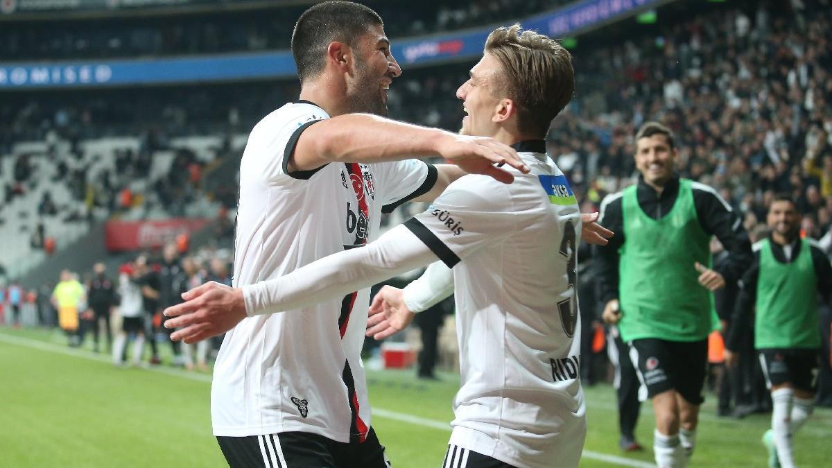 Beşiktaş, Sivasspor'u Güven Yalçın ile geçti: 2-1