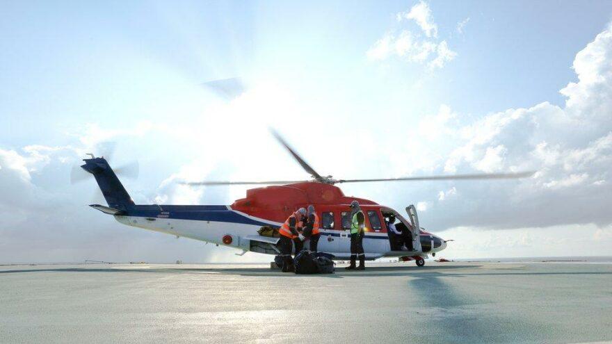 Birleşik Arap Emirlikleri'nde hava ambulansı düştü: 4 ölü