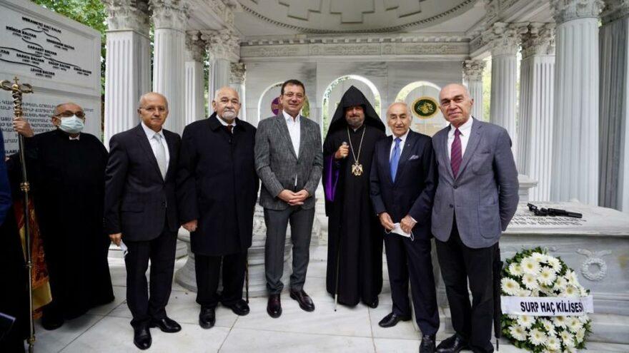 İstanbul'a imza atan Balyan ailesi anıldı