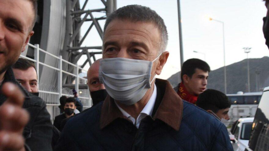 Ahmet Ağaoğlu şampiyonluk istiyor