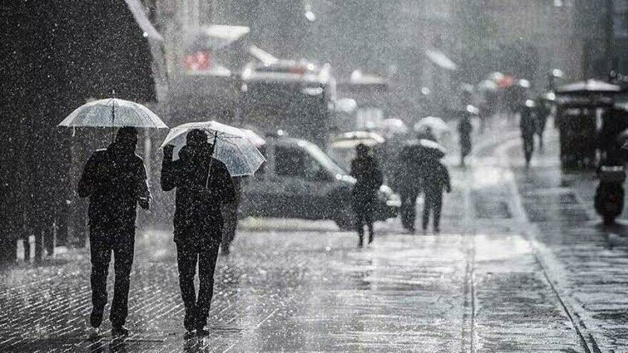 Meteoroloji uyardı! İstanbul ve 8 ile sağanak yağış geliyor