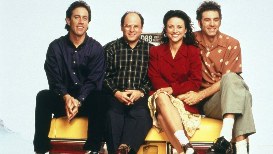 Jerry Seinfeld'den yıllar sonra gelen itiraf