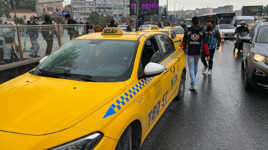 Müşteri seçen taksilere ceza yağdı