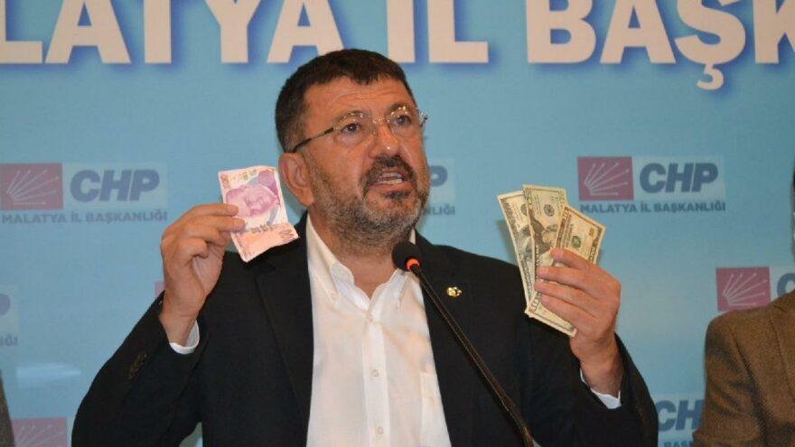 CHP'li Veli Ağbaba: İktidar asgari ücretlileri ülkenin vatandaşı olarak görmüyor