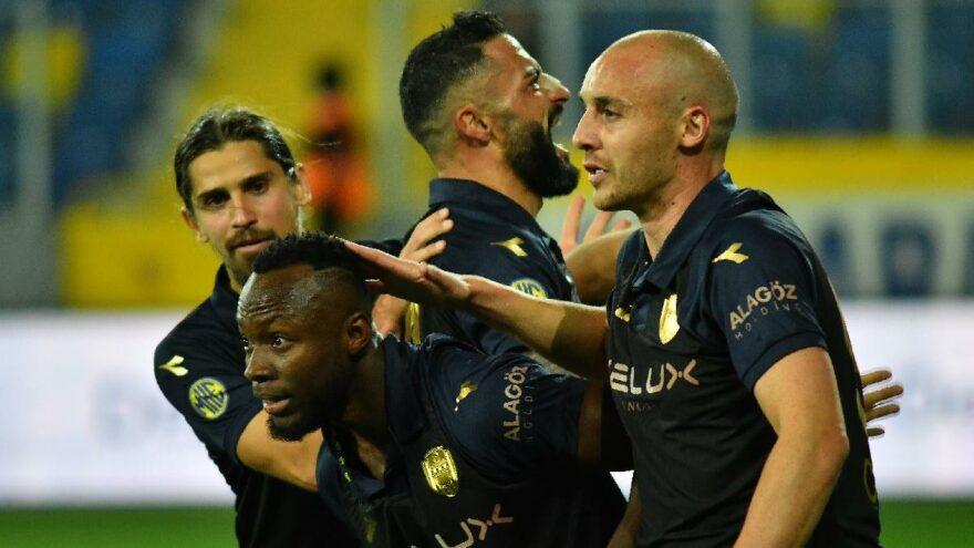 6 puanlık maç Ankaragücü'nün