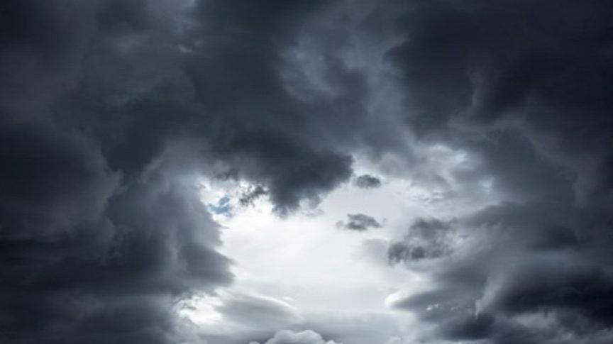 Kuzeye yağış, güneye fırtına uyarısı
