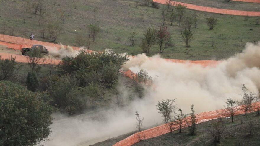 Türkiye Off-Road Şampiyonası taklalarla sona erdi