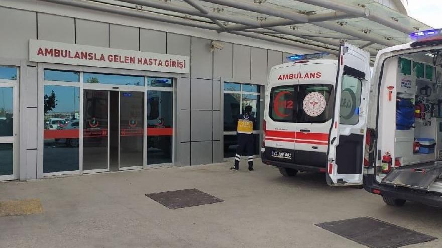 Konya'da 11 yaşındaki çocuk göğsünden bıçaklandı