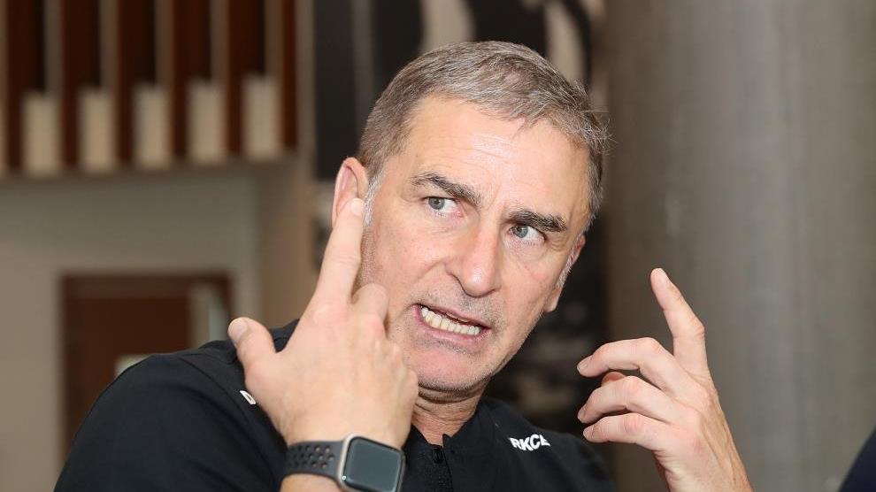 Stefan Kuntz: Türkiye için oynama adına ikna etmeye çalışacağım
