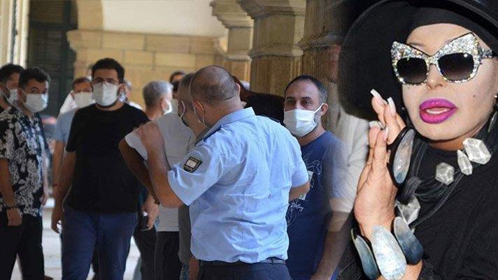 Bülent Ersoy'un orkestrasına hapis cezası