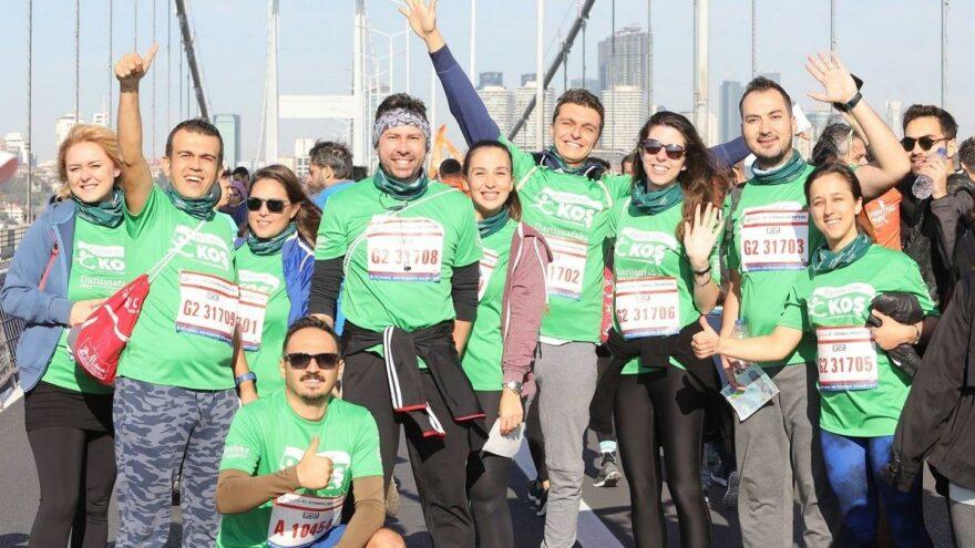 İstanbul Maratonu'nda öğrenciler için koşacaklar