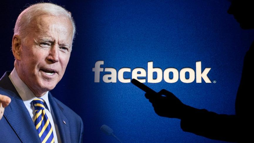 Beyaz Saray'dan Facebook açıklaması: Biden'ın gündeminde