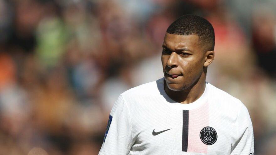 Kylian Mbappe: Temmuz ayında PSG'den ayrılmak istedim