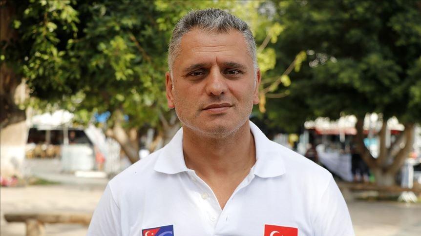 Milli sporcu Fatma Uruk'un paylaşımlarına Başkan Şahin Özen'den cevap geldi