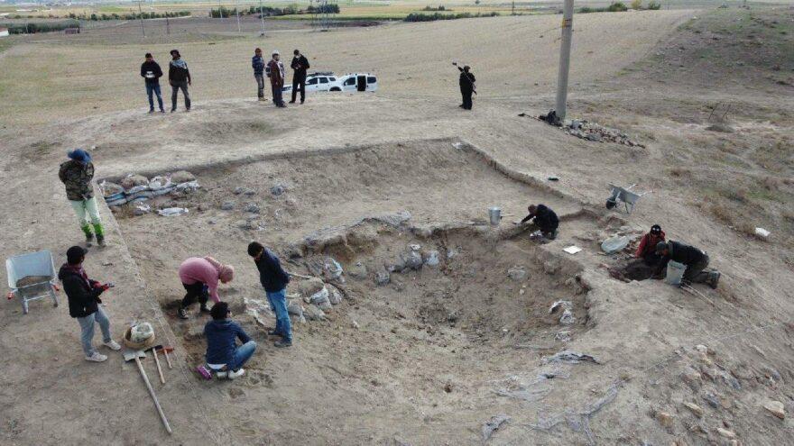 Bu kazı dünyanın en eski halklarından Luviler'in tarihine ışık tutacak