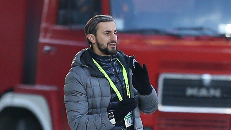 Manisa FK'da Serkan Özbalta dönemi bitti
