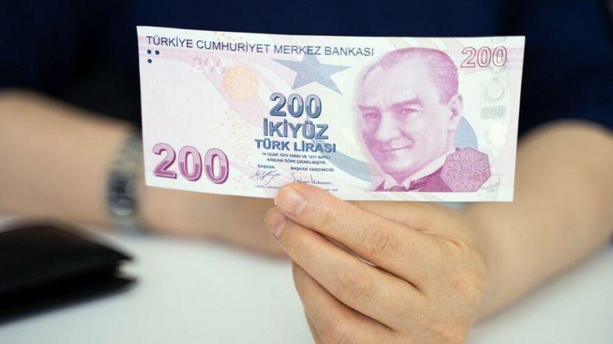 200 TL'lik banknotun hazin öyküsü: O sepet artık 880 TL'ye doluyor
