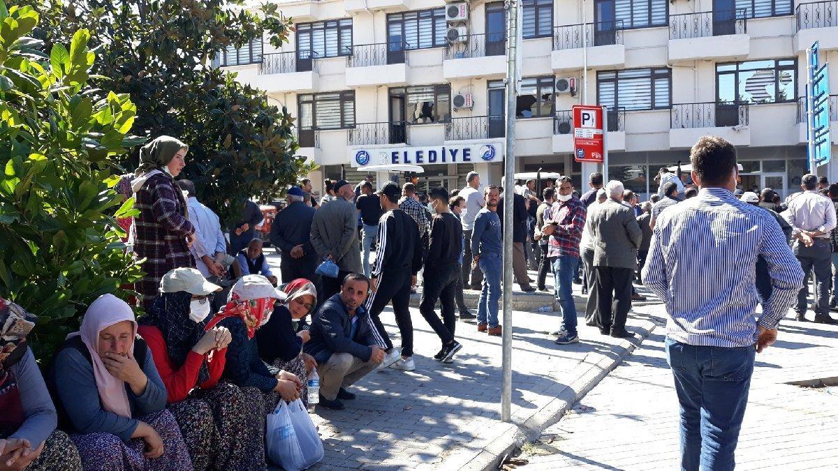 Köylüler isyan edip, AKP'li belediyeyi taşlamıştı... Ceza yağdı