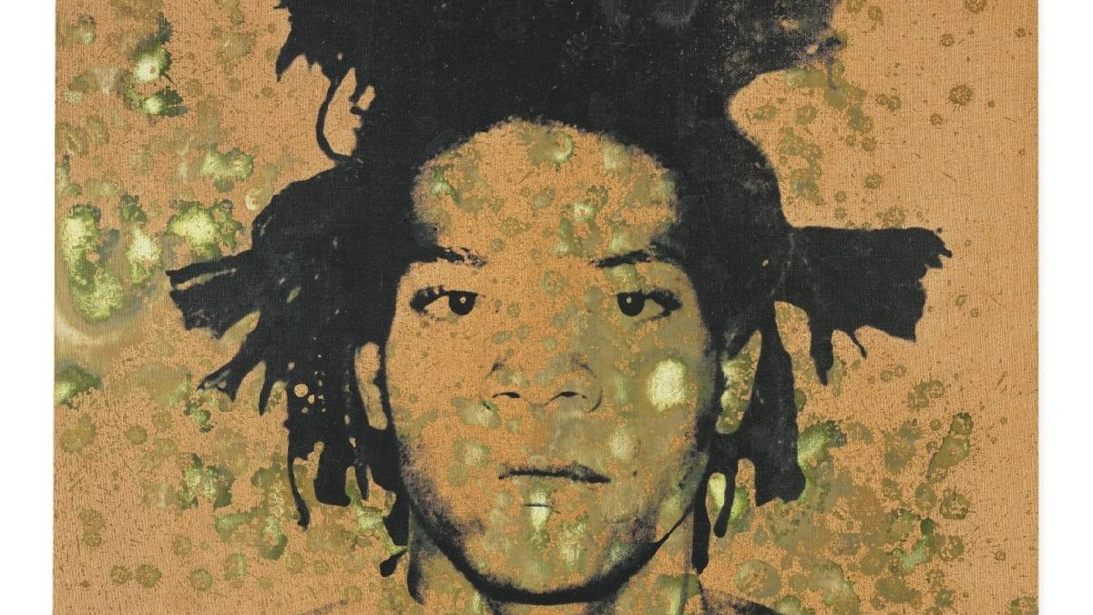 Andy Warhol ve Jean-Michel Basquiat'ı bir araya getiren eser 20 milyon dolara satışa çıkacak