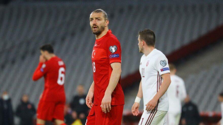Caner Erkin: Avrupa Şampiyonası'nda olmak isterdim