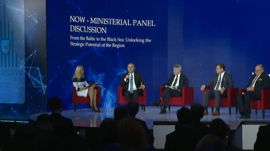 Bakan Çavuşoğlu: Kırım'ın yasa dışı ilhakını tanımıyoruz ve tanımayacağız
