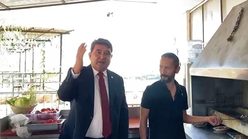 CHP ve Davutoğlu'ndan Bahçeli'ye 'bölücü kebapçılar' yanıtı