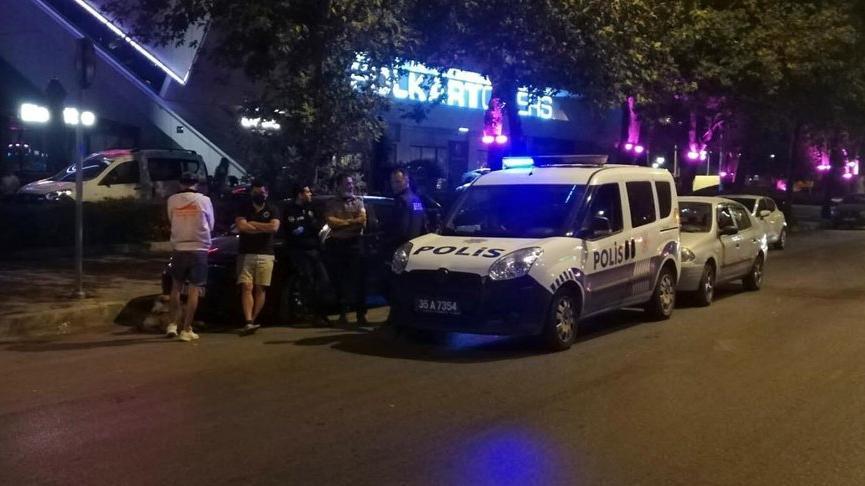 Taksi şoförüne çarpıp ağır yaralayan otomobilin sürücüsü yakalandı