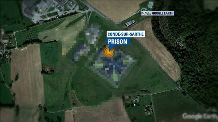Fransa'da panik: Hapishanede polisi rehin aldılar