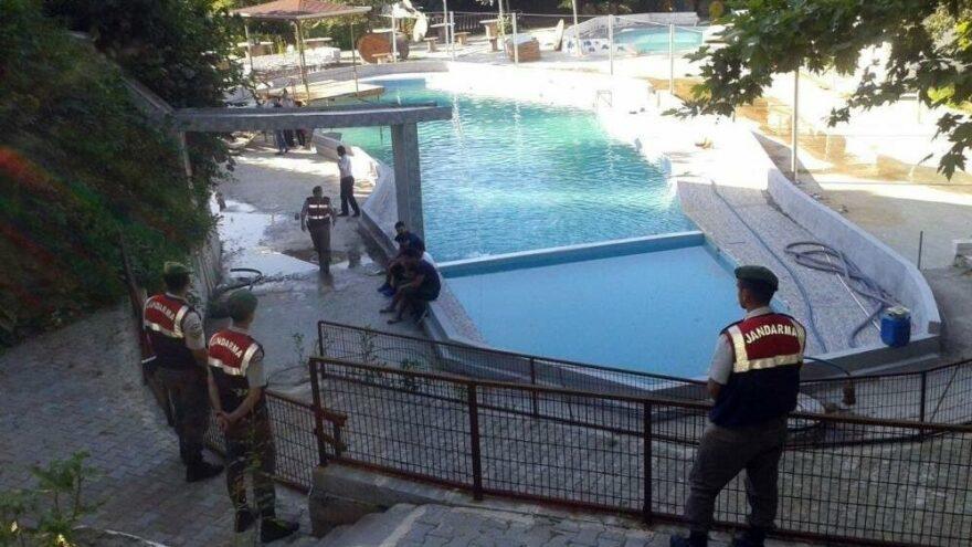 5 kişiye mezar olan havuz faciası davasına devam edildi
