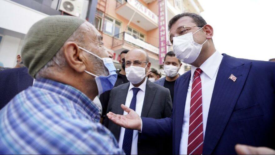 İBB Başkanı İmamoğlu'dan Anadolu çıkarması