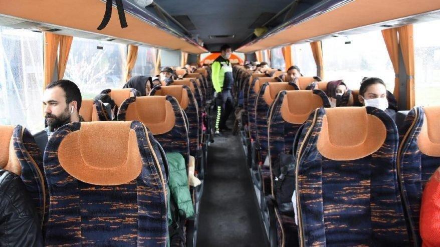 Bakanlık açıkladı: Otobüs biletleriyle ilgili önemli karar