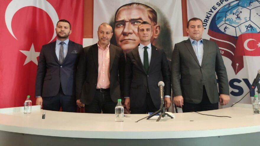 Erkan Yalçın başkanlığa yeniden aday