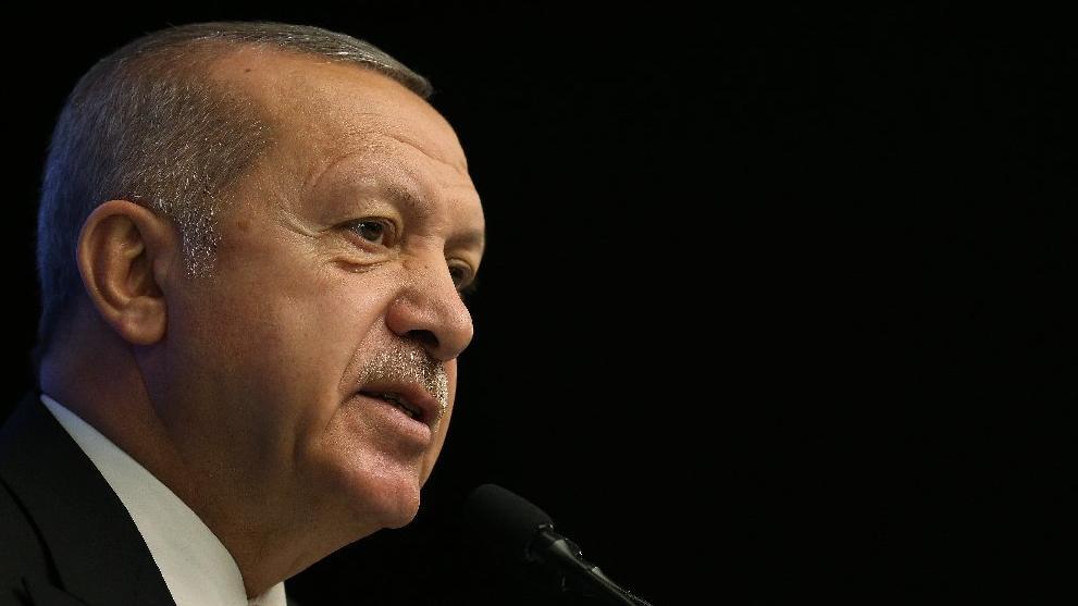 Erdoğan'dan 'Doğu Akdeniz' çıkışı: Haritaları kabul mu edeceğiz?