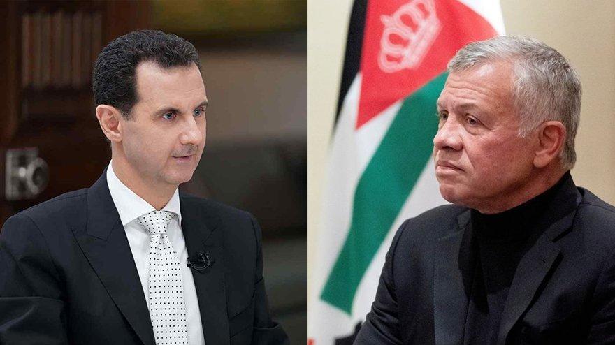 Suriye ve Ürdün ilişkileri normalleşiyor: Sığınmacıların geri dönüşü de masada