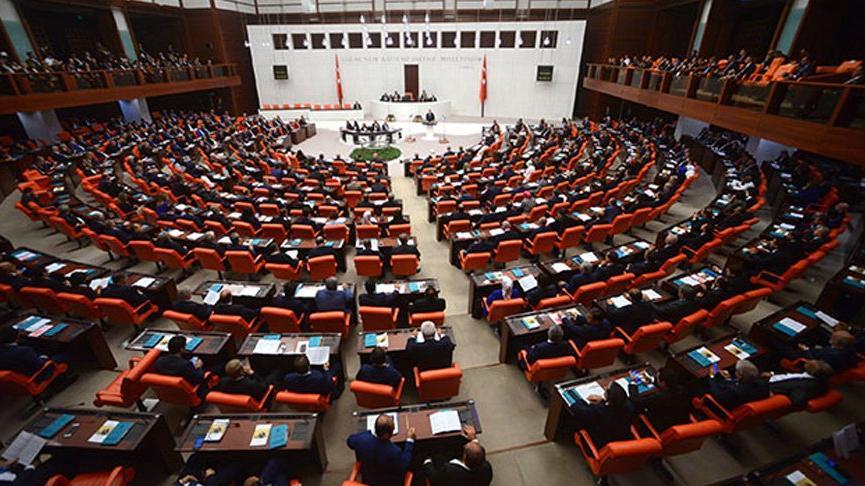 6 partiden Meclis'te 'Güçlendirilmiş Parlamenter Sistem' toplantısı