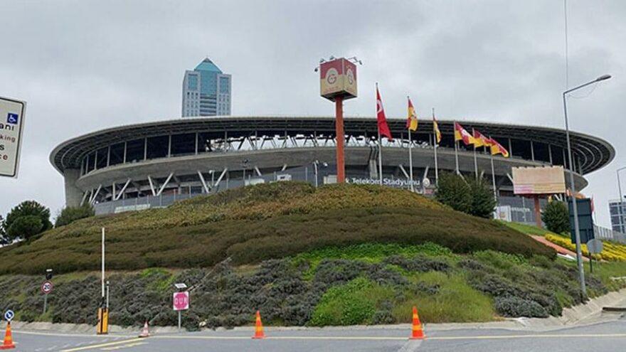 Galatasaray'ın stadyum isim hakkı anlaşması sona erdi