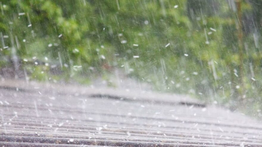 Sıcaklıklar düşüyor… Karla karışık yağmur haritada göründü